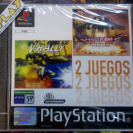V RALLY + EAGLE ONE PAL ESPAÑA NUEVO PRECINTADO NEW PSX PLAYSTATION PSONE PS1