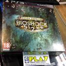 BIOSHOCK BIO SHOCK 2 EDICION ESPECIAL SONY PLAYSTATION 3 NUEVA PRECINTAD SEALED
