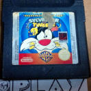 SYLVESTER & AND TWEETY BREAKFAST ON THE RUN PIOLIN GAMEBOY GAME BOY GBC COLOR