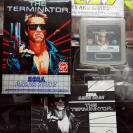 THE TERMINATOR PAL COMPLETO CON CAJA MANUAL MUY BUEN ESTADO GAME GEAR GAMEGEAR