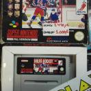 NHLPA HOCKEY 93 PAL ESPAÑA CON CAJA BOXED SUPER NES NINTENDO SNES