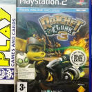 Ratchet & Clank 3 PAL ESPAÑA PS2 PLAYSTATION 2 ENVIO CERTIFICADO / AGENCIA 24H