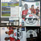 FIFA FOOTBALL 2005 PAL ESPAÑA NINTENDO GAME CUBE GAMECUBE GC ENVIO CERTIFICADO