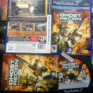 TOM CLANCY'S GHOST RECON 2 II PAL ESPAÑA PS2 PLAYSTATION 2 ENVIO CERTIFICADO/24H