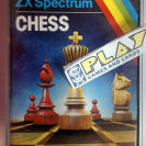 CHESS SINCLAIR ZX SPECTRUM 48K PSION SOFTWARE 1982 BUEN ESTADO ENVIO CERTIFICADO