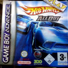 HOT WHEELS ALL OUT PAL ESPAÑA NUEVO SEALED NEW GBA GAME BOY GAMEBOY ADVANCE