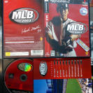 MLB 2003 MAJOR LEAGUE BASEBALL NTSC JAPAN IMPORT PS2 PLAYSTATION 2 YAKYUU YAKYU