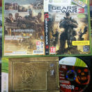 GEARS OF WAR 3 III PAL ESPAÑA COMPLETO BUEN ESTADO MICROSOFT XBOX 360 ENVIO24H