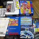 THE GREAT CIRCUS MISTERY STARRING MICKEY & MINNIE SUPER NINTENDO PAL MINT