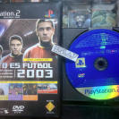 OPS2M DEMO 25/EUR REVISTA OFICIAL PS2 PAL ESPAÑA PLAYSTATION 2 ENVIO AGENCIA 24H