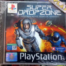 SUPER DROP ZONE INTERGALACTIC RESCUE PAL ESPAÑA NUEVO PSX PLAYSTATION PSONE PS1