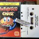 WHOPPER CHASE BURGER KING CINTA TAPE PAL ESPAÑA SPECTRUM AMSTRAD MSX COMMODORE
