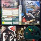 MONSTER HUNTER 1 I  NTSC JAPAN IMPORT COMPLETO BUEN ESTADO PS2 PLAYSTATION 2