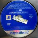 OPS2M DEMO 25/EUR REVISTA OFICIAL PS2 PAL SOLO DISCO SONY PLAYSTATION 2 ENVIO24H