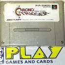 CHRONO TRIGGER CARTUCHO NTSC JAPAN IMPORT SNES SUPER FAMICOM NES NINTENDO