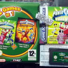 POWER RANGERS TIME FORCE + NINJA STORM COMPLETO GAME BOY ADVANCE GBA ENVIO 24H