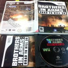 BROTHERS IN ARMS ROAD TO HILL 30 WII PAL ESPAÑA COMPLETO MUY BUEN ESTADO AGENCIA