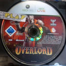 OVERLORD PAL SOLO DISCO MICROSOFT XBOX 360 ENVIO CORREO CERTIFICADO / AGENCIA24H