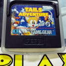 TAILS ADVENTURE CARTUCHO PAL GAME GEAR GAMEGEAR ENVIO CORREO CERTIFICADO / 24H