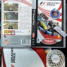 F1 FORMULA 1 GRAND PRIX PSP PAL ESPAÑA COMPLETO ENVIO CERTIFICADO / AGENCIA 24H