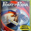 PRINCE OF PERSIA PAL ESPAÑA NUEVO PRECINTADO NEW SEALED XBOX 360 ENVIO 24 HORAS
