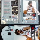 NBA LIVE 08 PAU GASOL PC PAL ESPAÑA COMPLETO BUEN ESTADO ENVIO CERTIFICADO / 24H
