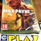 MAX PAYNE 3 XBOX360 PAL ESPAÑA NUEVO PRECINTADO ENTREGA AGENCIA 24 HORAS SEALED