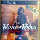 PRINCE OF PERSIA LAS ARENAS OLVIDADAS PAL ESPAÑA NUEVO SELLADO PS3 PLAYSTATION 3