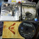 RESISTANCE FALL OF MAN PAL  PS3 PLAYSTATION 3 ENVIO CERTIFICADO / AGENCIA 24H