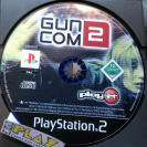GUN COM 2 II GUNCOM PAL SOLO DISCO PS2 SONY PLAYSTATION 2 ENVIO AGENCIA 24 HORAS