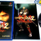 ONIMUSHA 2 II SAMURAI'S DESTINY PAL ESPAÑA BUEN ESTADO PS2 PLAYSTATION 2 CAPCOM