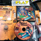 BEYOND THE BEYOND PSX PLAYSTATION JAP RPG ENTREGA AGENCIA O CORREOS SPINE CARD