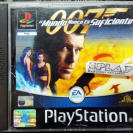 007 EL MUNDO NO ES SUFICIENTE PAL ESPAÑA WORLD IS NOT ENOUGH PSX PLAYSTATION PS1