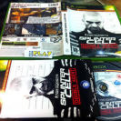 SPLINTER CELL DOUBLE AGENT XBOX PAL ESPAÑA COMPLETO BUEN ESTADO ENTREGA 24 HORAS