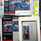TURTLES IN TIME TMNT IV 4 PAL ESPAÑA SUPER NINTENDO NES SNES ENVIO 24H