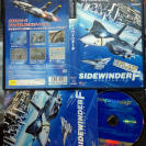 SIDEWINDER F NTSC JAPAN IMPORT MUY BUEN ESTADO PS2 PLAYSTATION 2 ENVIO 24H