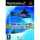 SNOWBOARD SNOW RACER RACER 2 PS2 PLAYSTATION 2 PAL ESPAÑA COMPLETO ENTREGA 24 H