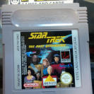 STAR TREK THE NEXT GENERATION PAL ESPAÑA CARTUCHO GAME BOY GAMEBOY GB CLASSIC