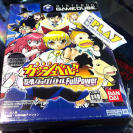 ZATCHBELL GOLD GASHBELL FRIENDSHIP TAG BATTLE GAMECUBE GC COMPLETO BUEN ESTADO
