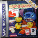 LILO & Y AND STITCH 2 II DISNEY PAL ESPAÑA NUEVO PRECINTADO GBA GAME BOY ADVANCE
