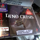 DINO CRISIS CAPCOM PLAYSTATION PSX JAP COMPLETO ENTREGA AGENCIA 24 HORAS-CORREOS