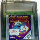 THE SMURFS NIGHTMARE LOS PITUFOS  PAL SOLO CARTUCHO GAMEBOY GAME BOY COLOR GBC