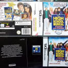 HIGH SCHOOL MUSICAL PREPARATE PARA EL MUSICAL PAL ESPAÑA NINTENDO DS NDS DISNEY