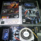 STAR WARS FORCE UNLEASHED EL PODER DE LA FUERZA PSP BUEN ESTADO ENGLISH PAL UK