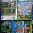 ZOOCUBE ZOO CUBE PAL ESPAÑA COMPLETO BUEN ESTADO PS2 PLAYSTATION 2 ENVIO 24H