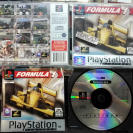 FORMULA 1 ONE F1 PAL COMPLETO PSX PLAYSTATION PS1 PSONE PS ENVIO CERTIFICADO/24H