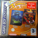 HOT WHEELS VELOCITY X WORLD RACE PAL ESPAÑA NUEVO GBA GAME BOY GAMEBOY ADVANCE