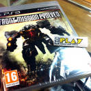 FRONT MISSION EVOLVED PS3 PLAYSTATION 3 PAL ESPAÑA SQUAREENIX NUEVO PRECINTADO