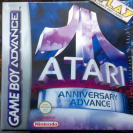 ATARI ANNIVERSARY PAL ESPAÑA NUEVO NEW SEALED NEW GBA GAME BOY GAMEBOY ADVANCE