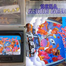 SEGA GAME PACK 4IN1 4EN1 4 JUEGOS EN IN 1 CARTUCHO Y MANUAL GAME GEAR GAMEGEAR